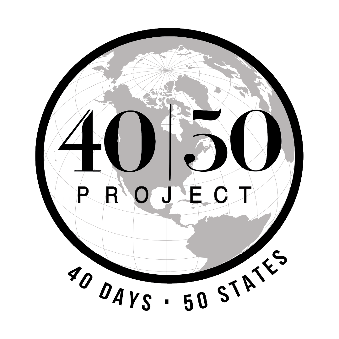 40 50 project 40 states 50 days