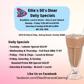 Ellie's 50's Diner