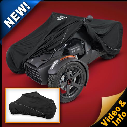 Black Ryker Cover