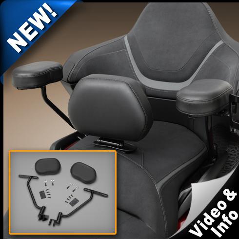 Passenger Armrest Kit For 2020- GL1800