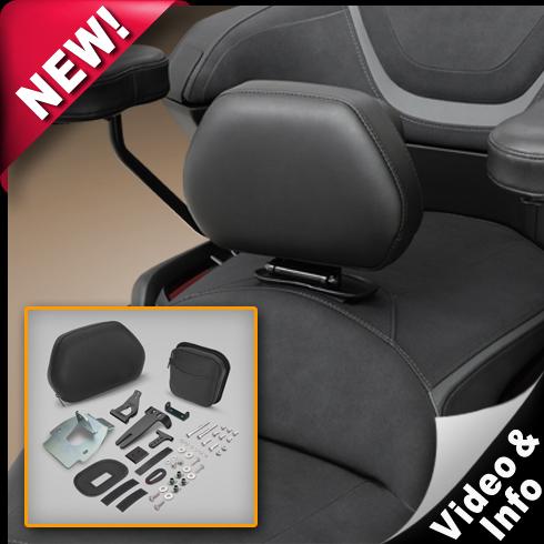 Quci Detach Backrest For GL1800
