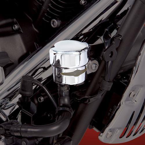 Chrome Brake Reservoir Cover