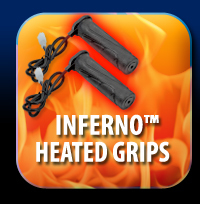 Inferno Heated Grips
