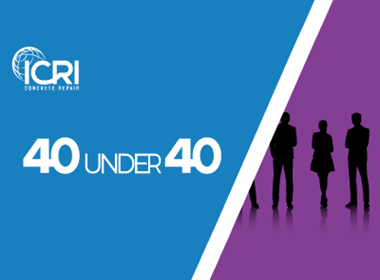 Nominations now open for ICRI 40 under 40 Award