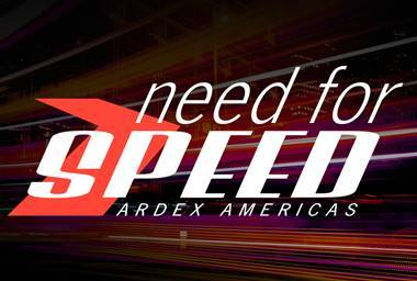 ARDEX Launches Need for Speed Campaign