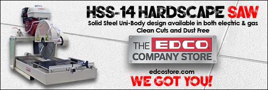 HSS-14 Hardscape Saw