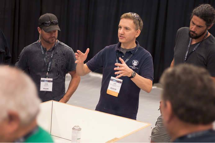 Concrete Decor Survey Notes Best-liked Training Programs