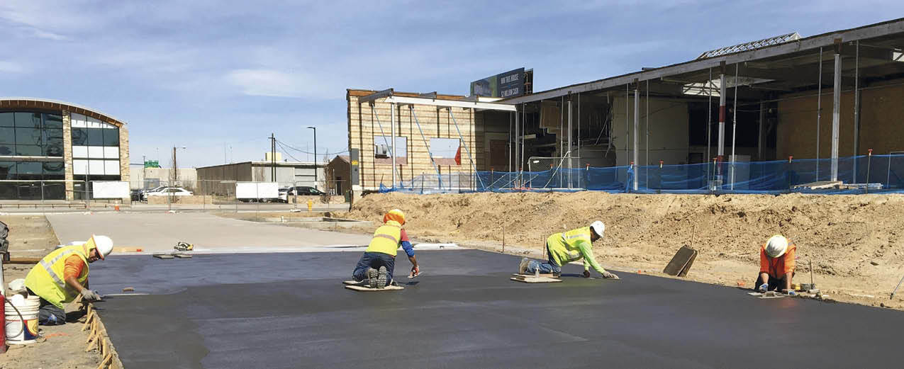 Pros and Cons of Commercial vs. Residential Concrete Construction​​​​​​​