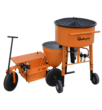 The Quikspray Carrousel Pump
