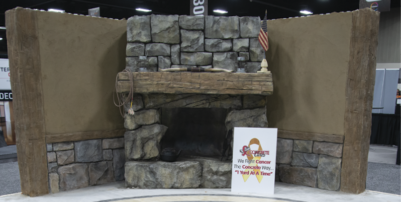 2019 Concrete Decor Show Promotes Products and Demos