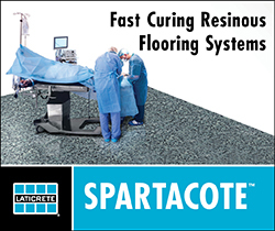 Fast Curing Resinous Flooring Systems