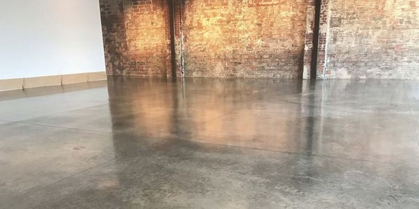 Consider Clean-and-seal as an Alternative Finish for Interior Concrete Floors