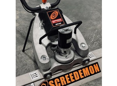New Battery Powered ScreeDemon by MBW