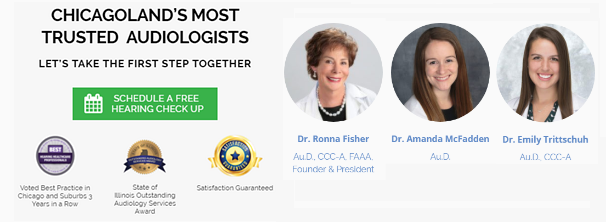 Hearing Health Center has Chicagoland's Most Trusted Audiologists