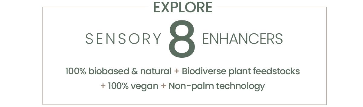 Explore 8 Sensory Enhancers