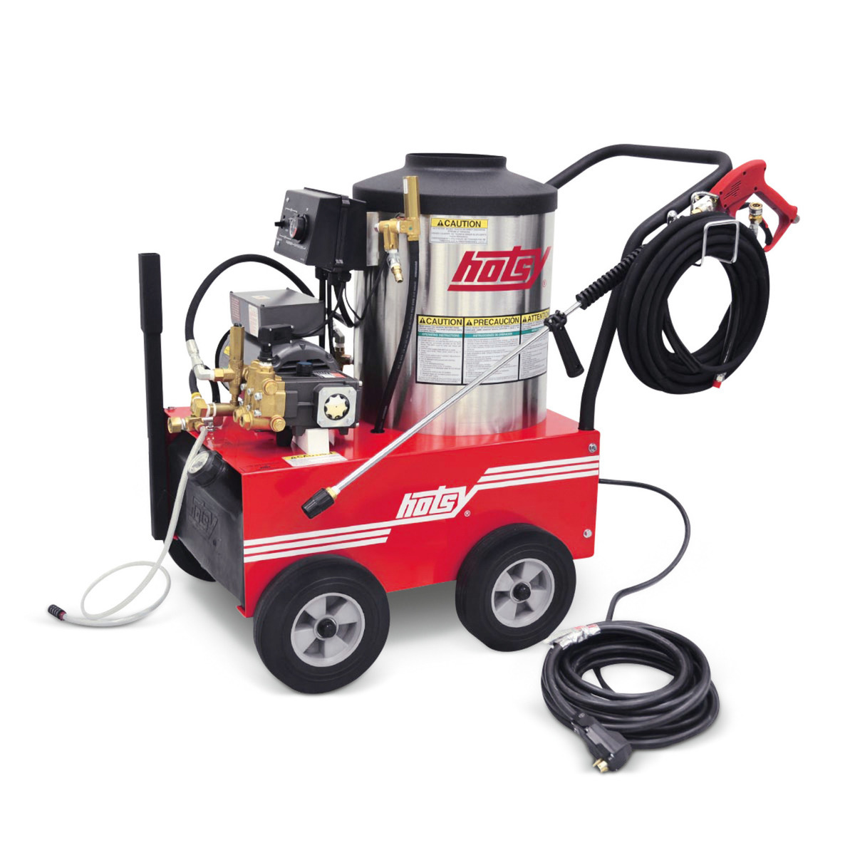 555SS Hotsy Pressure Washer