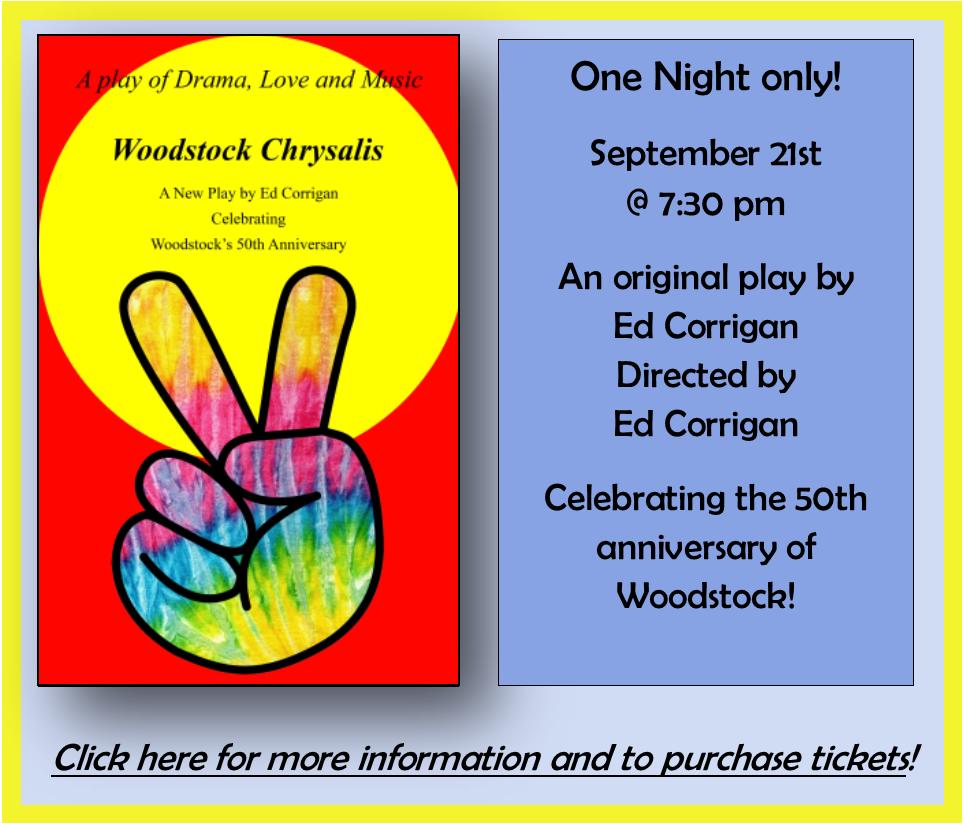 Woodstock Chrysalis Image