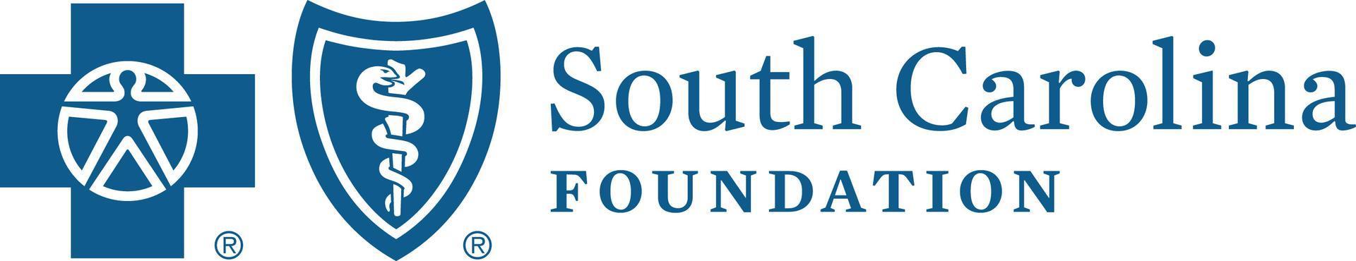 Logos of the BlueCross BlueShield of South Carolina Foundation