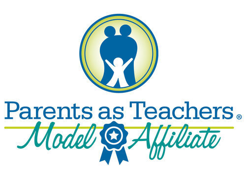 Parents as Teachers Model Affiliate logo.