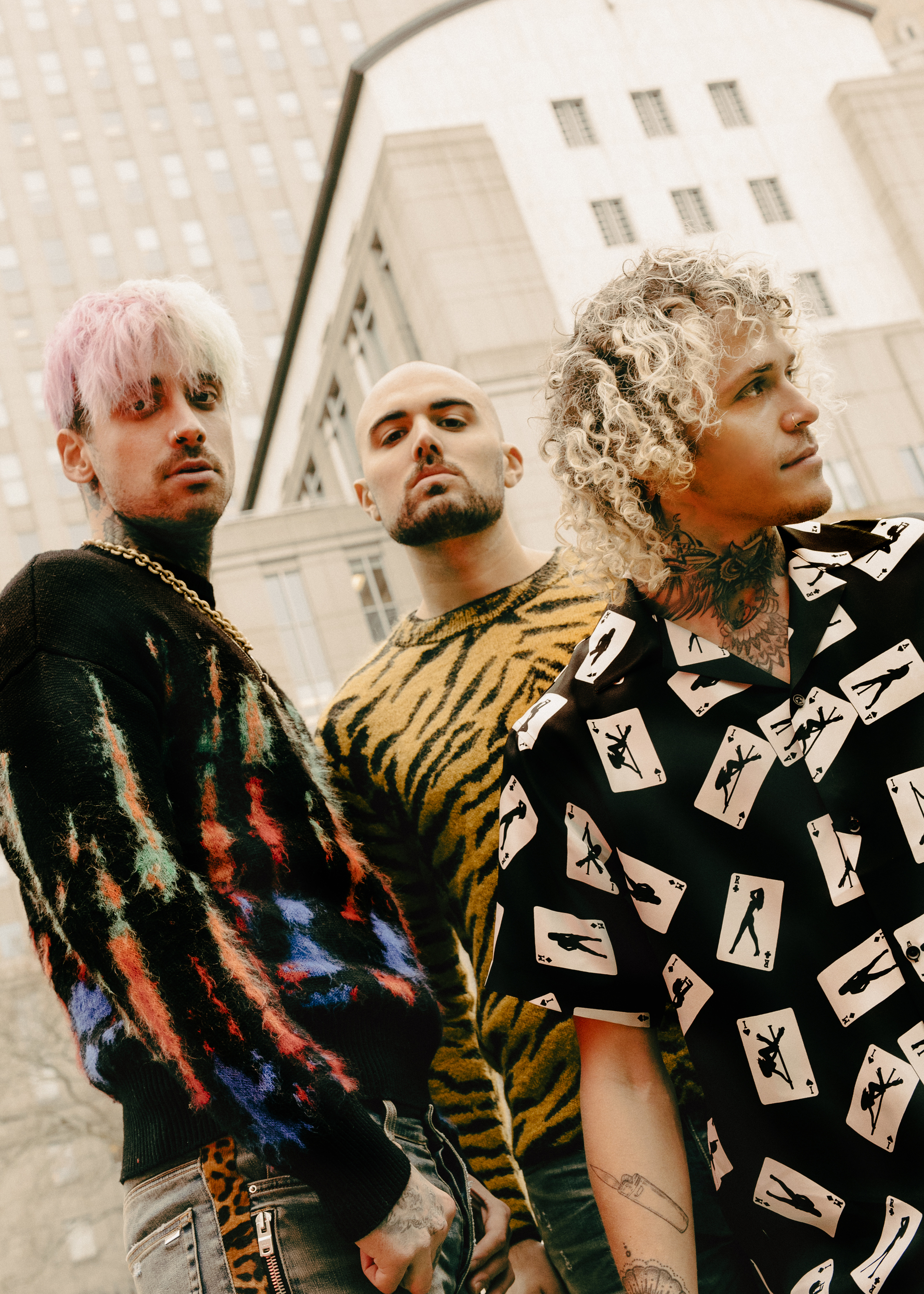 Cheat Codes Release New Single