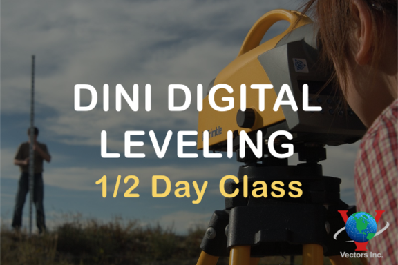 DINI DIGITAL LEVELING - 1/2 DAY A.M. Class