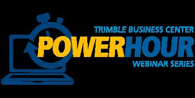 TBC Power Hour Webinar Series