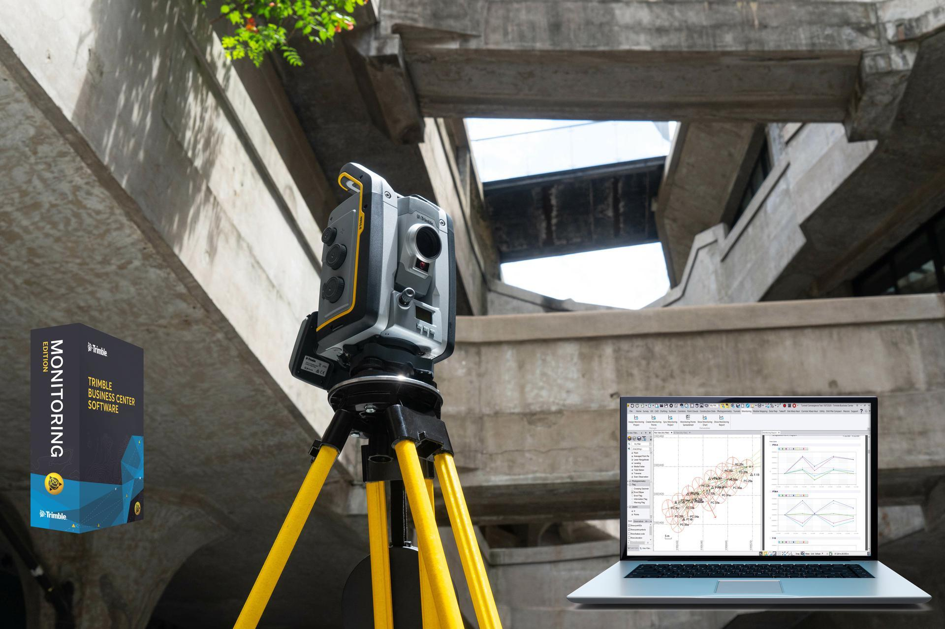 New Automated Monitoring Tools in TBC for Surveyors
