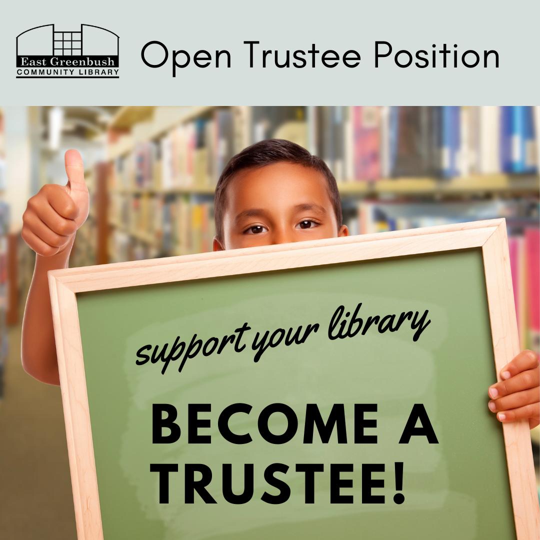 open trustee position image