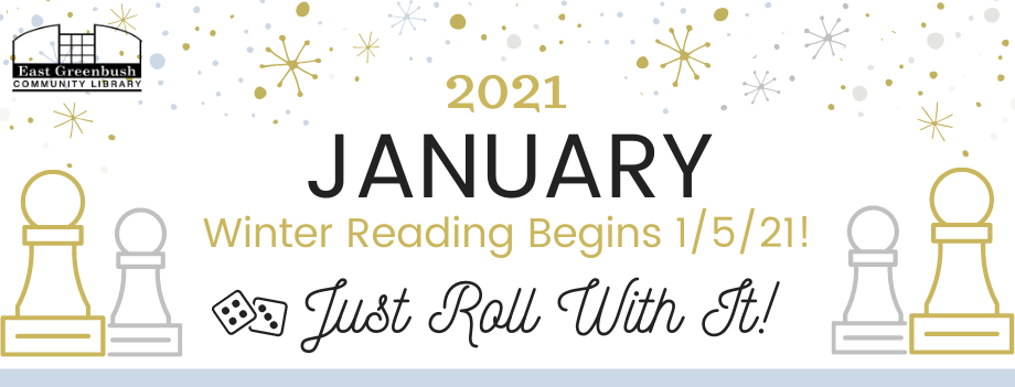 winter reading challenge image