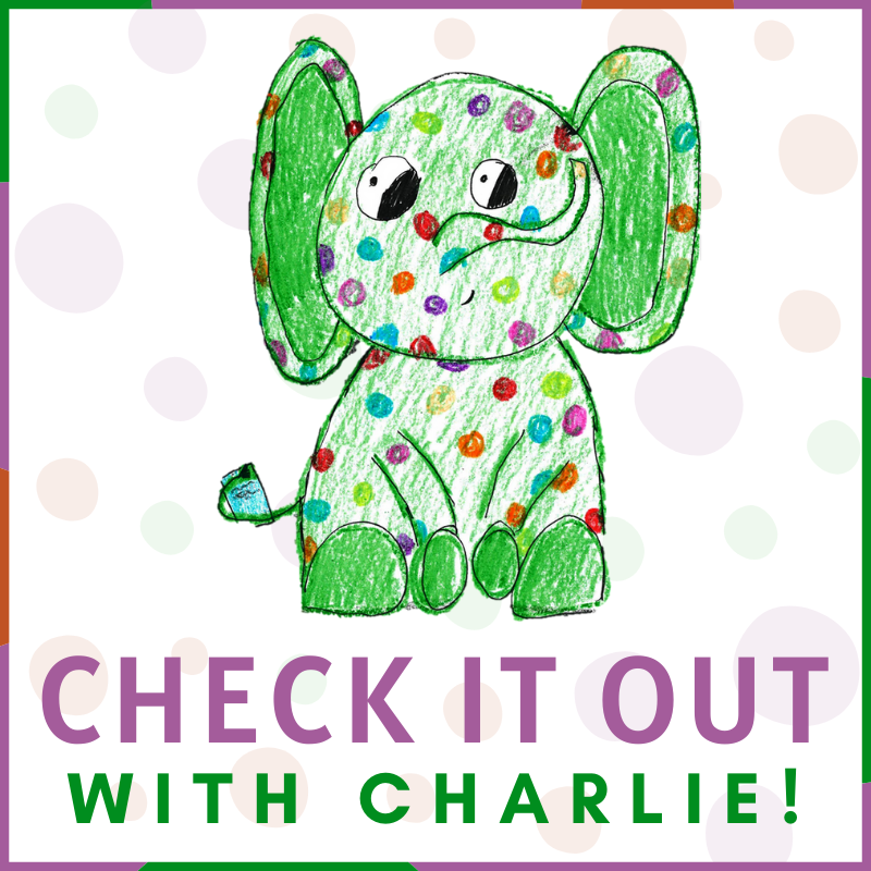check it out with charlie blog