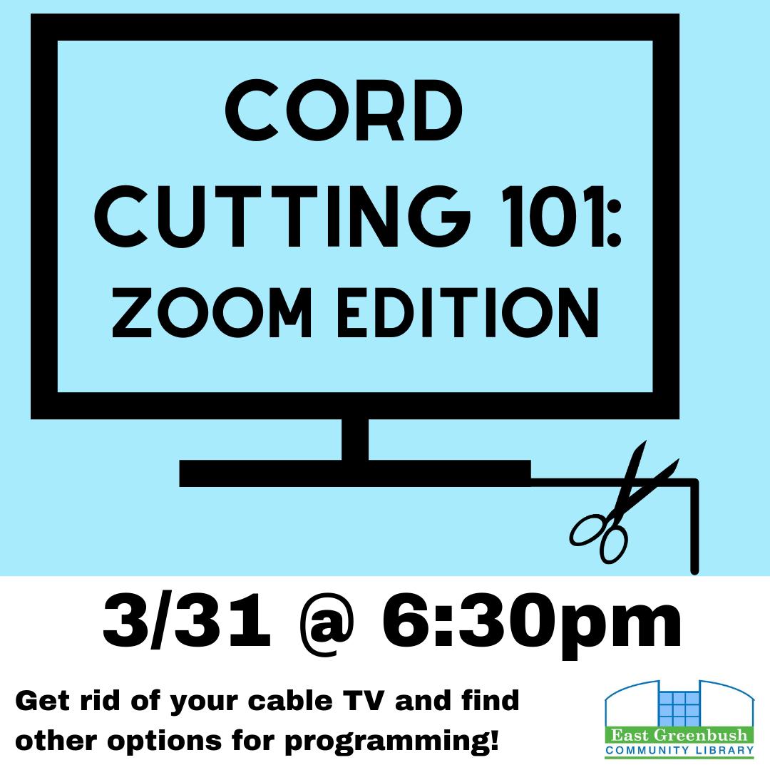 Cord Cutting 101: virtual edition