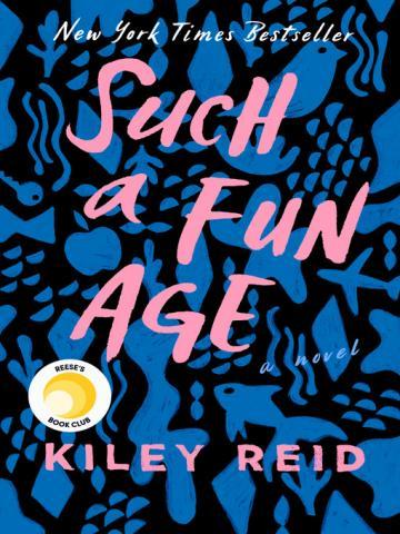 book cover: such a fun age by kiley reid