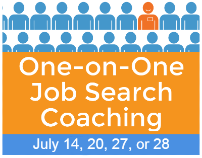 one-on-one job search coaching Image