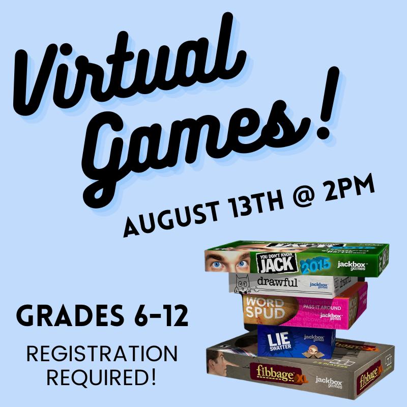 virtual games Image