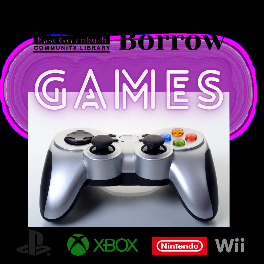 borrow video games image