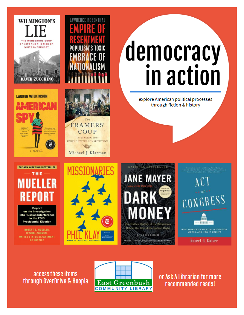 Reading list - democracy in action