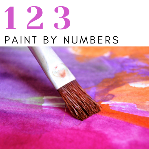 paint by numbers image