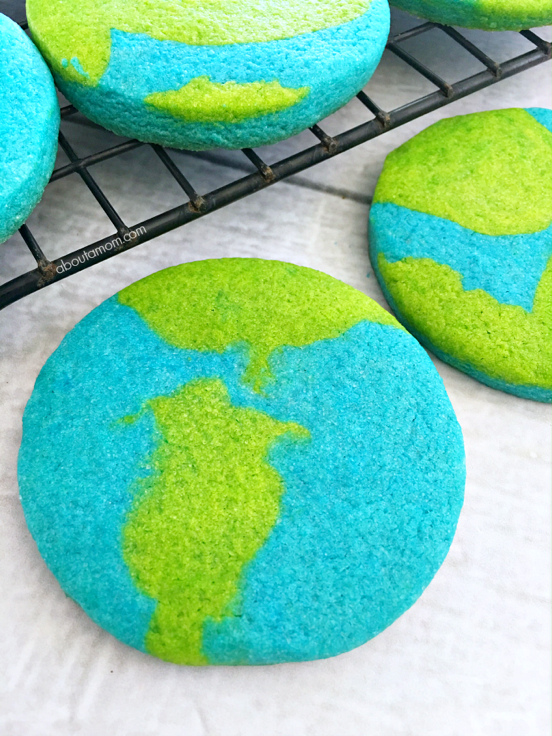 Image earth day cookies
