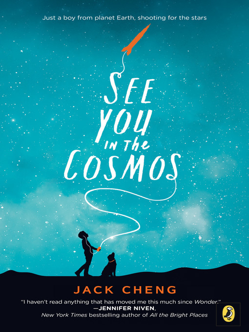 See you in the cosmos book cover Image