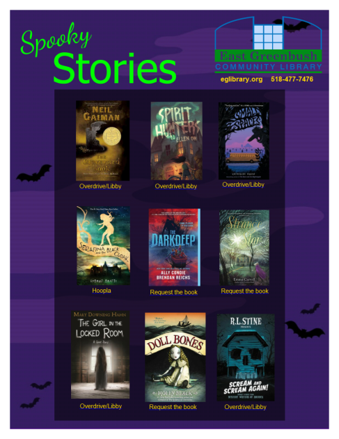 spooky stories image
