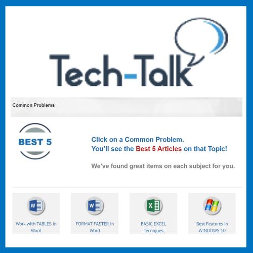 tech-talk top 5