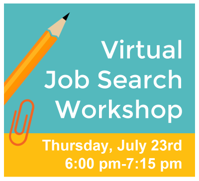 virtual job search Image