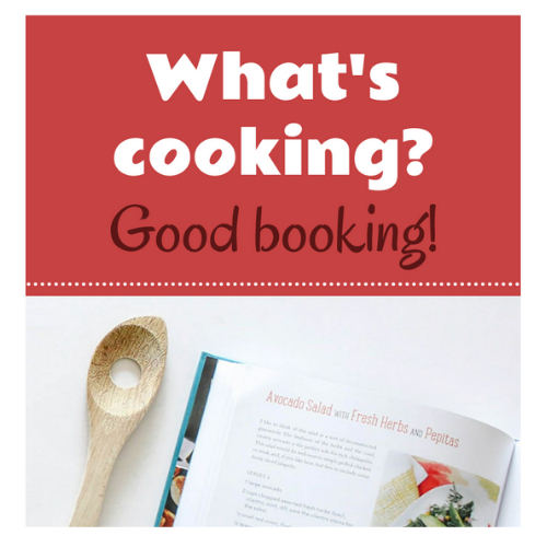 what's cooking? good booking! Image