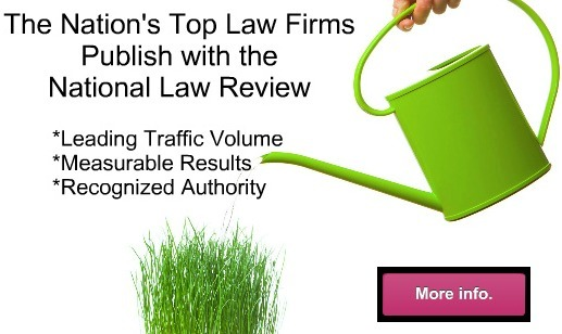 Publish National Law Review