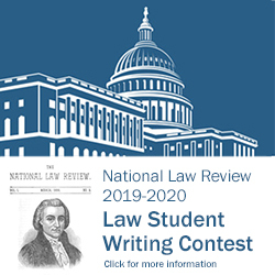 NLR Law Student Writing Competition 2019-20