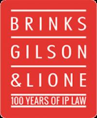 Brinks Gilson Law firm Logo