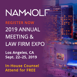 NAMWOLF Annual Meeting
