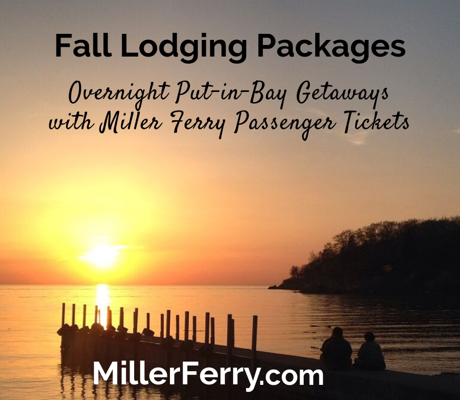 Fall Lodging Packages with Miller Ferry Tickets