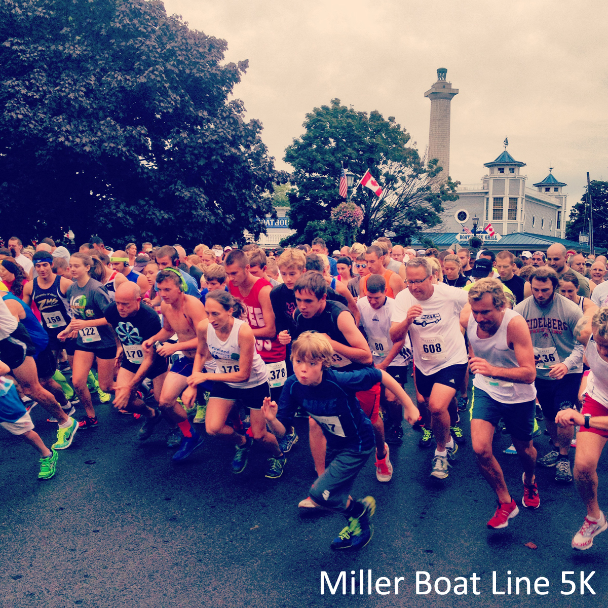 Miller Boat Line 5K & 1 Mile Family Fun Walk
