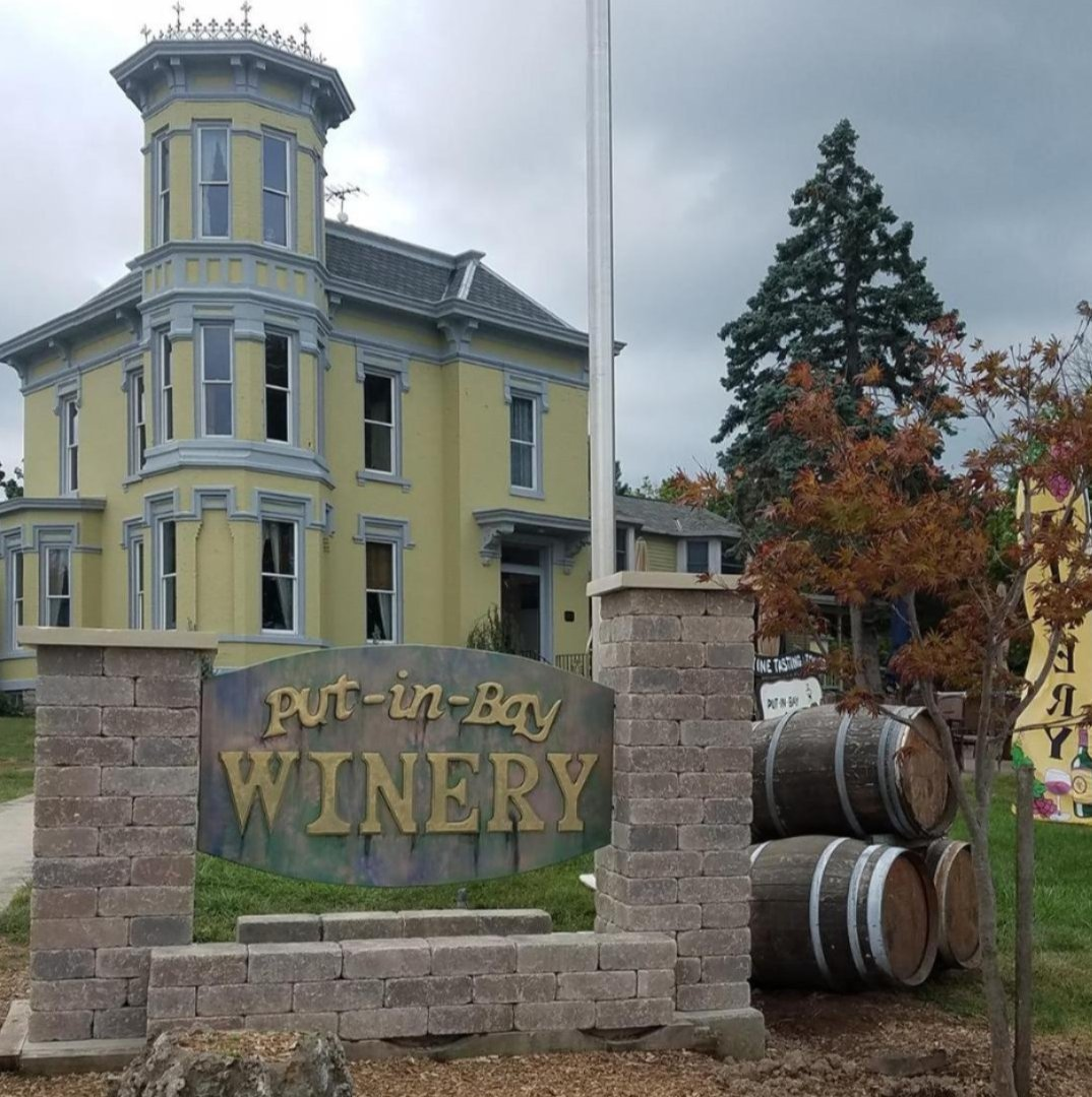 Put-in-Bay Winery and Historic Doller Mansion